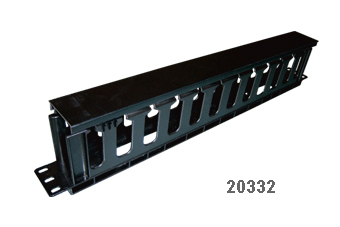 "Hosiwell 19"" Cable Management Panel"