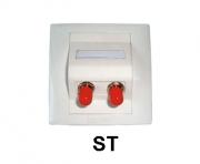 Hosiwell - ST/SC型光纖牆掛式面板