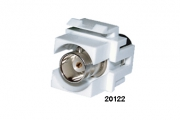 Hosiwell Coaxial Cable Coupler Insert