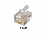 Hosiwell RJ45 / RJ11 Modular Plug & Cover